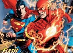 Fonds d'écran Comics et BDs flash