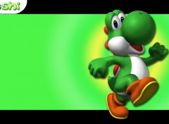 Wallpapers Video Games Yoshi
