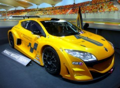 Wallpapers Cars Renault Megane Trophy