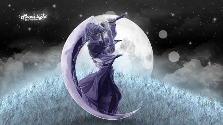 Wallpapers Manga Miscellaneous Moon Light