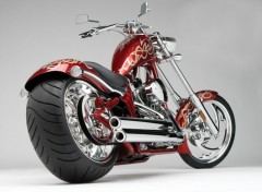Fonds d'écran Motos american choppers