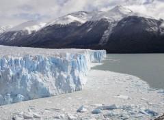 Fonds d'écran Voyages : Amérique du sud Glacier Perito Moreno