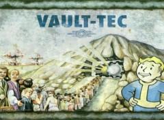 Fonds d'écran Jeux Vidéo Vault Tec