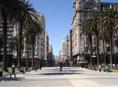 Wallpapers Trips : South America Plaza Independencia
