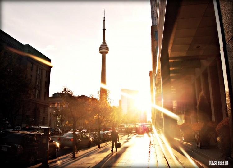 Fonds d'écran Voyages : Amérique du nord Etats-Unis > Toronto City Lights