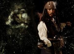 Fonds d'écran Cinéma Jack Sparrow