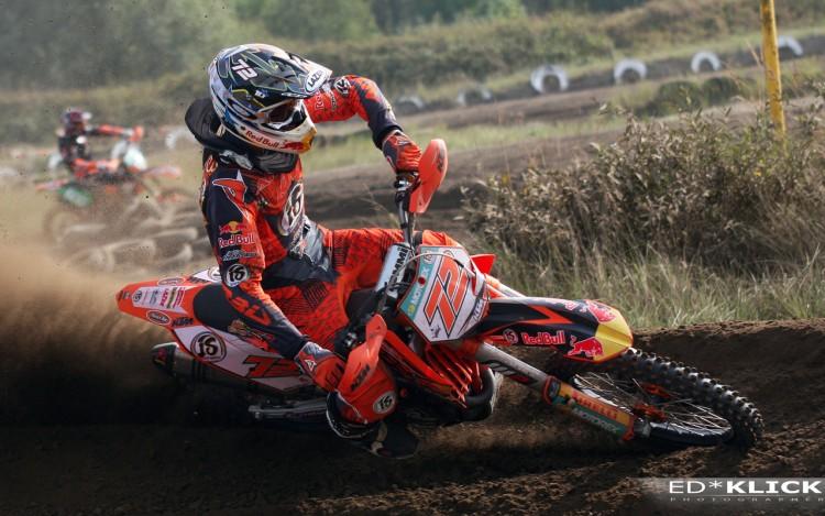 Wallpapers Motorbikes Motocross Stefan Everts # 72