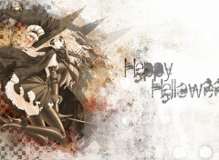 Wallpapers Manga Happy Halloween!