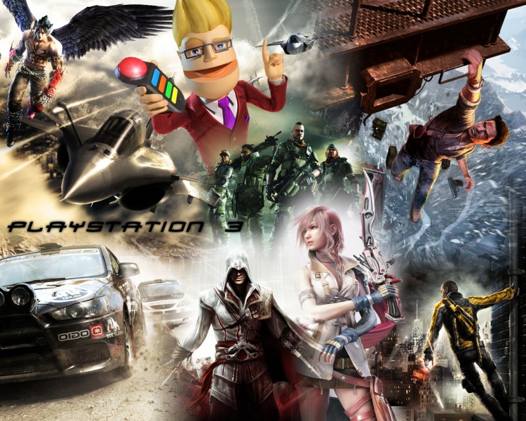 Wallpapers Video Games Playstation 3 games play 2009