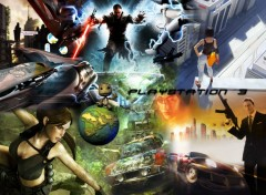 Wallpapers Video Games games play 2008