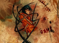 Wallpapers Manga Agito - The life is a game