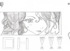 Wallpapers Art - Pencil manga