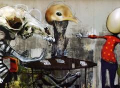 Fonds d'écran Art - Peinture Graff