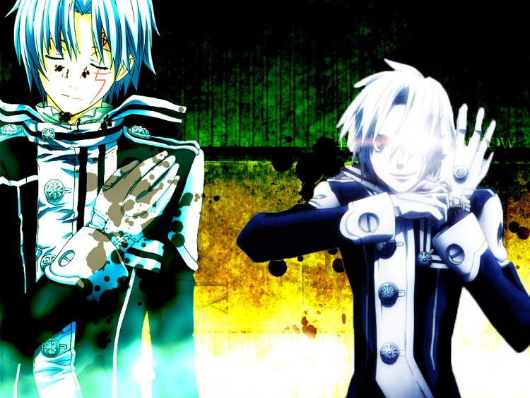 Fonds d'écran Manga D. Gray-Man d.gray-man