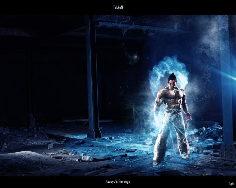 Fonds d'écran Jeux Vidéo Tekken 6 Kazuya's Revenge