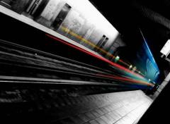 Fonds d'écran Transports divers Métroal