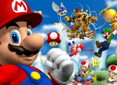 Wallpapers Video Games Mario