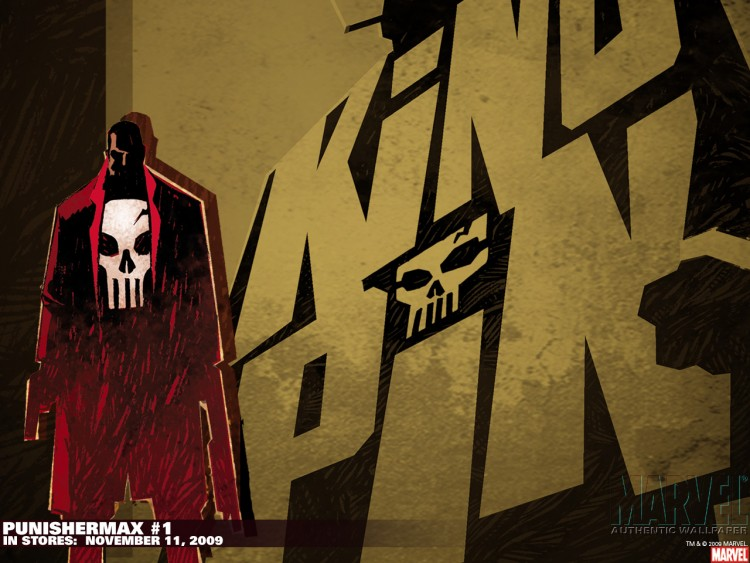 Fonds d'écran Comics et BDs Punisher punisher