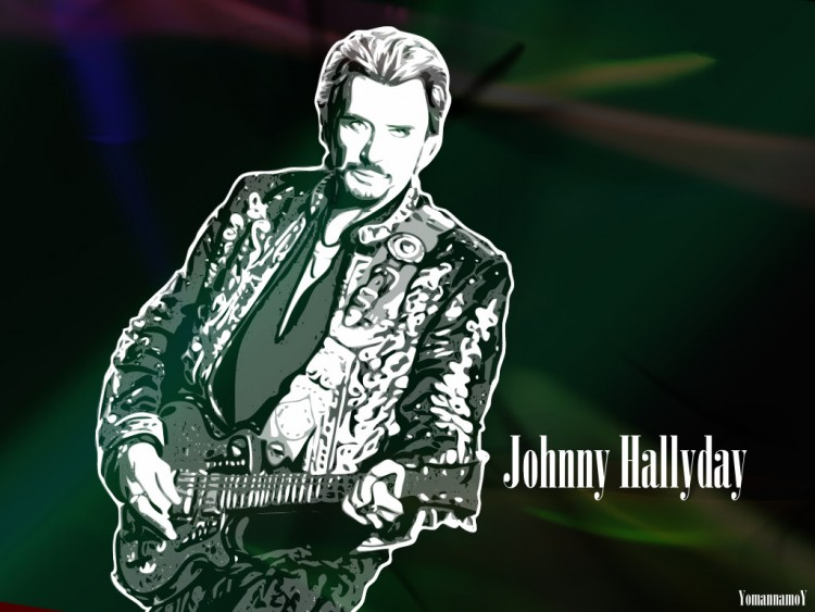 Fonds d'écran Musique Johnny Hallyday Johnny Hallyday