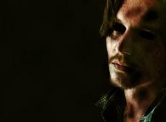 Fonds d'écran Célébrités Homme The zombi johnny depp