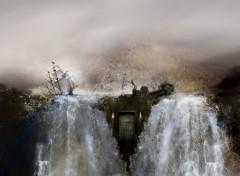 Fonds d'écran Art - Numérique les 2 mondes