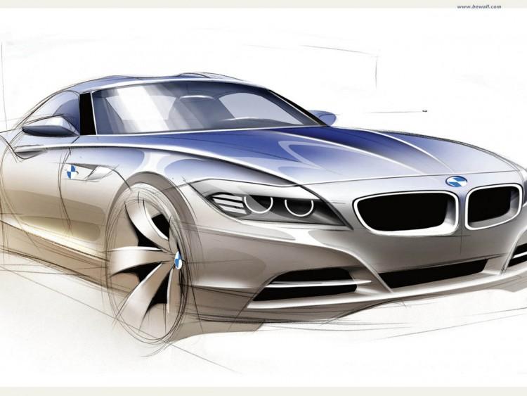 Fonds d'écran Voitures BMW bmw concept car wallpaper