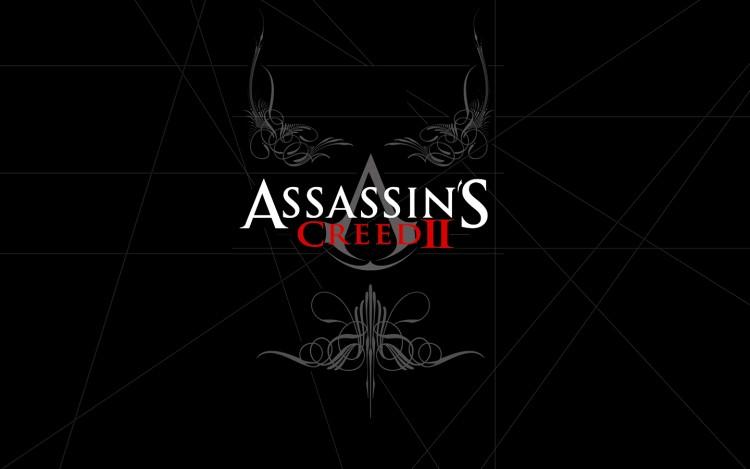 Fonds d'écran Jeux Vidéo Assassin's Creed 2 Assassin's Creed's Black Edition