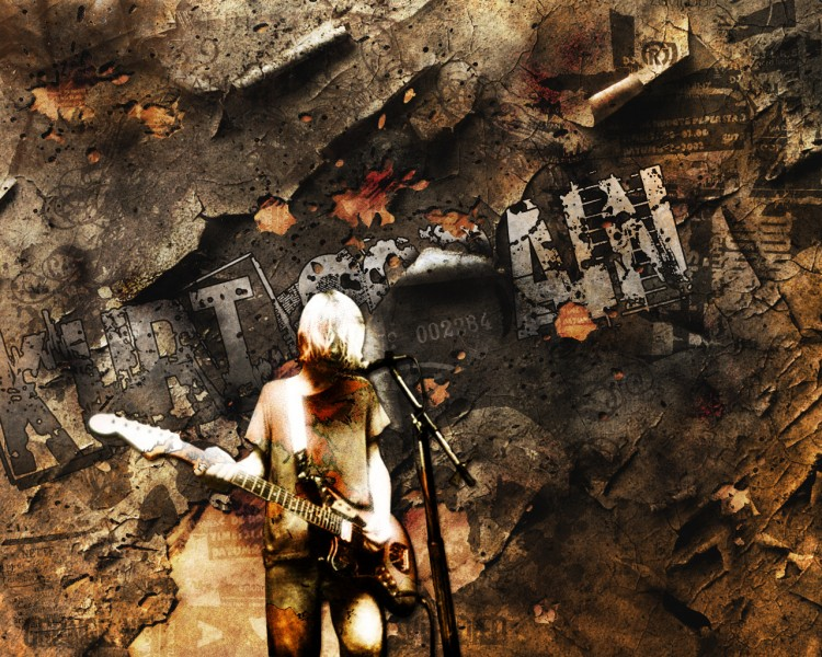 Fonds d'écran Musique Nirvana Grunge