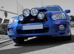 Fonds d'écran Voitures Rallye Subaru