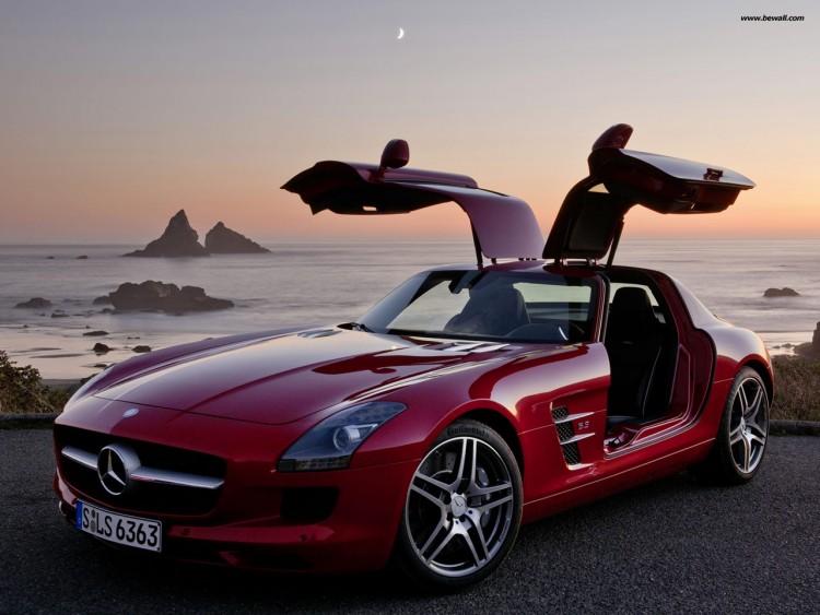 Fonds d'écran Voitures Mercedes mercedes 2010