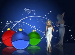 Wallpapers Digital Art Wall Christmas Want you