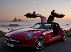Wallpapers Cars mercedes 2010
