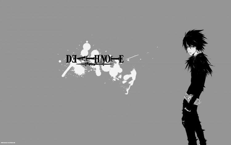 Fonds d'écran Manga Death Note Death note ( L )