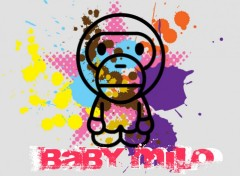 Wallpapers Brands - Advertising Baby Milo
