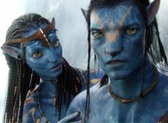 Fonds d'écran Cinéma Avatar de James Cameron