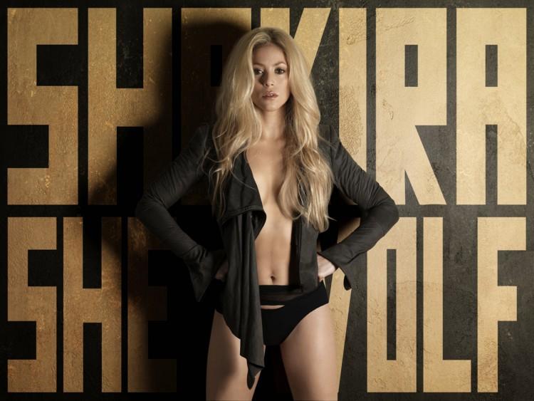 Wallpapers Music Shakira Wallpaper N°252098