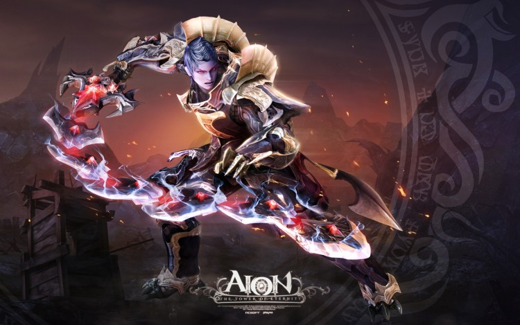 Wallpapers Video Games Aion : the Tower of Eternity Aion Gladiateur Asmodien