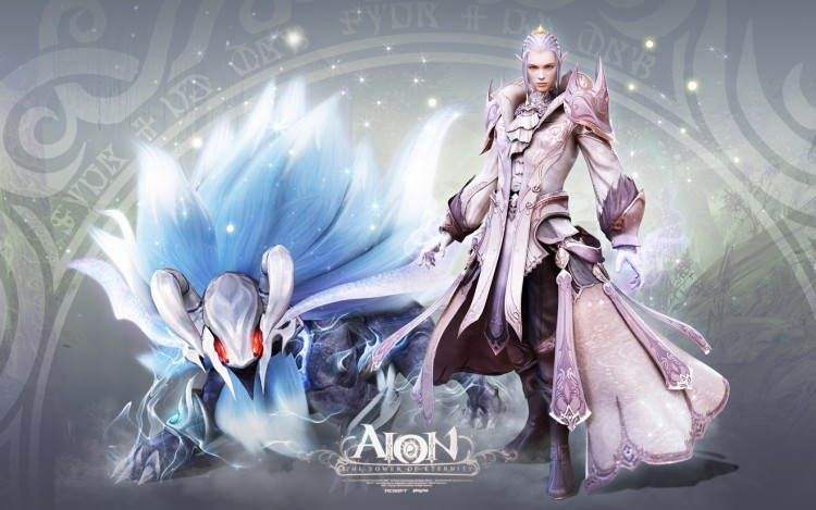 Wallpapers Video Games Aion : the Tower of Eternity Aion Spiraliste Elyseen