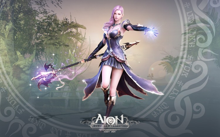 Wallpapers Video Games Aion : the Tower of Eternity Aion Sorciere Elyseene