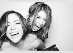 Fonds d'écran Séries TV Shaena & Jessica