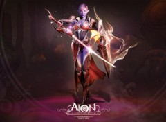 Wallpapers Video Games Aion Templière Asmodienne