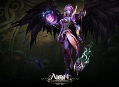 Wallpapers Video Games Aion Sorciere Asmodienne