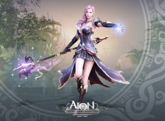 Wallpapers Video Games Aion Sorciere Elyseene