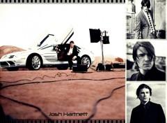 Fonds d'écran Célébrités Homme J. Hartnett