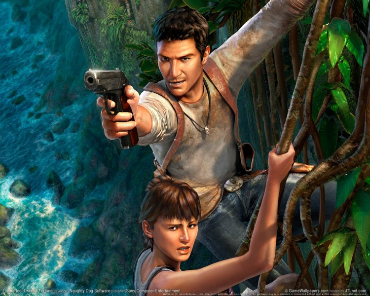 Wallpapers Video Games Wallpapers Uncharted 2 Among Thieves