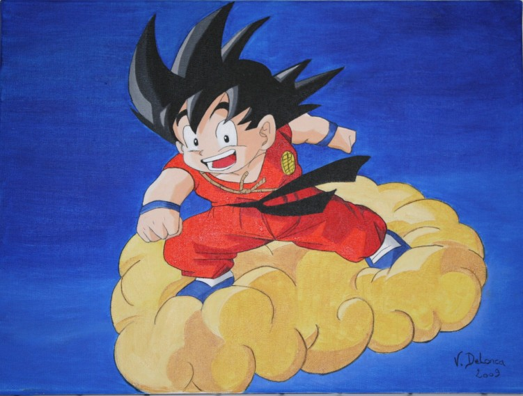 Wallpapers Art Painting Wallpapers Manga Sangoku Enfant