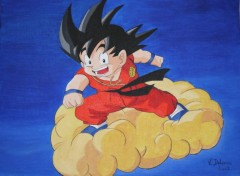Fonds d'écran Art - Peinture sangoku enfant