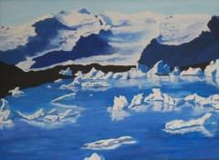 Fonds d'écran Art - Peinture norvège