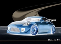 Wallpapers Cars nissan 350 z