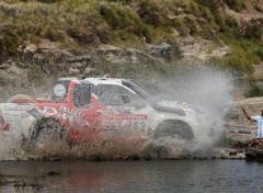 Wallpapers Sports - Leisures Dakar Rally 2010